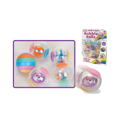 A To Z Unicorn Spin & Roll Bubbles • 5.70£