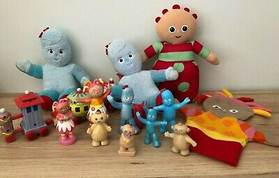 £3.95 • Buy IN THE NIGHT GARDEN * Multi Listing * Choose Your Toy Figure , Book Etc