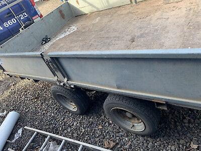 Ifor Williams Used Car Trailers • 1,130£
