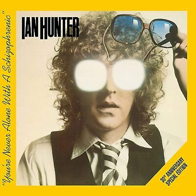 Ian Hunter You're Never Alone With A Schitzophrenic Deluxe 2 Cd Mott The Hoople • 11.50£