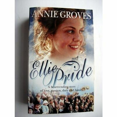 £4.75 • Buy Ellie Pride The First Book In The Pride Family Series  By Annie Groves