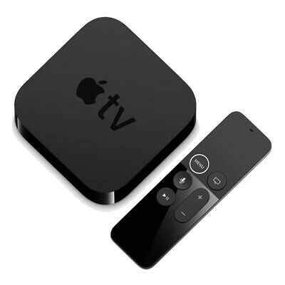 AU311.99 • Buy Apple TV 4K 64GB MP7P2X/A - Black