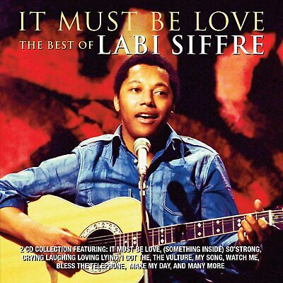 Labi Siffre It Must Be Love-Best Of 2-CD NEW SEALED (Something Inside) So Strong • 5.99£