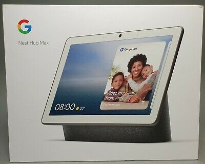 AU259 • Buy Google Nest Hub Max - 10  Hd Screen Home Assistant