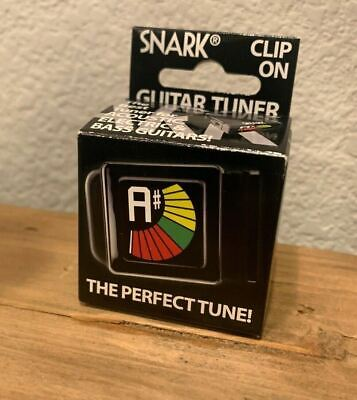 $ CDN21.20 • Buy  Snark S-5 Mini Guitar & Bass Tuner Black  New In Box