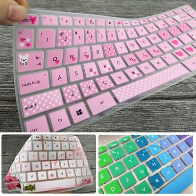 Invisible Keyboard High Protector Skin Cover Fit For HP 15.6 Inch BF Laptop PC • 5.15£