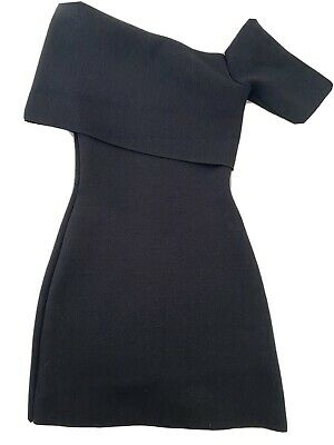 AU145 • Buy Scanlan Theodore Crepe Knit Dress
