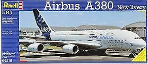 Revell Of Germany 80-4218 1:144 Airbus A380 New Livery • 24.31£