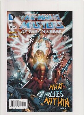 $6.36 • Buy He-Man And The Masters Of The Universe #8 (2013, DC Comics) - NM