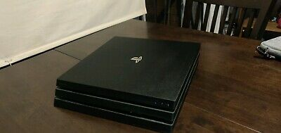 AU395 • Buy PS4 PRO 1tb - Great Condition - 1 Controller - 6 Games