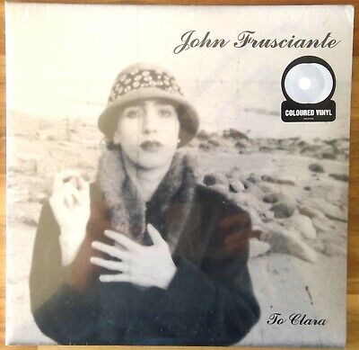£58.30 • Buy John Frusciante Niandra Lades And Usually Just A T Shirt  Vinyl 2xLP Clear New