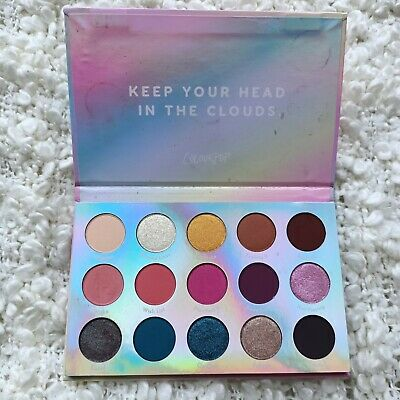 AU30 • Buy ColourPop LIMITED EDITION Chasing Rainbows Eyeshadow Palette