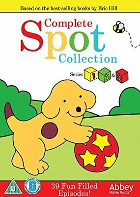 £6.68 • Buy Complete Spot Collection [DVD] - DVD  MCVG The Cheap Fast Free Post