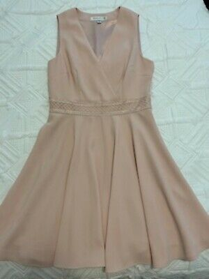 AU25 • Buy Forever New Dusty Pink Dress Size 10