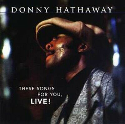 These Songs For You, Live! - Donny Hathaway • 13.30£