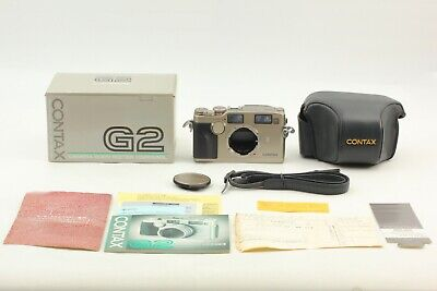 $ CDN1709.09 • Buy 【MINT IN BOX】 Contax G2 35mm Rangefinder Film Camera Body From Japan #737