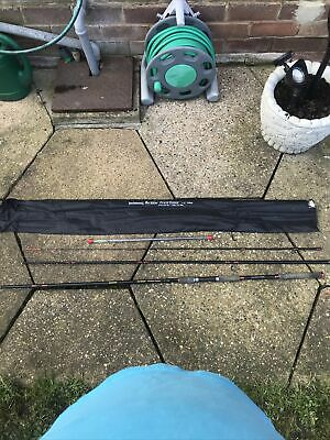 Browning HotRods Power Feeder Rod 12' With Two Spare Tips • 17.50£