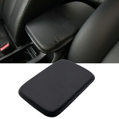 $11.67 • Buy Leather Car Armrest Pad Center Console Cushion Mat Cover Protector Accessories