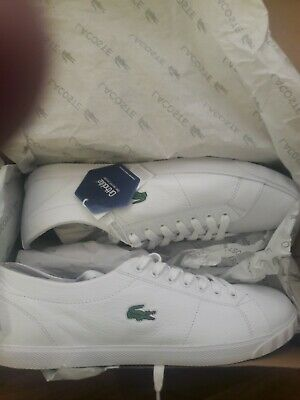 Mens Lacoste Trainers Size 10 New • 16.60£