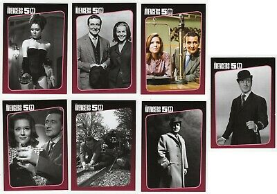 £1.10 • Buy CHASE 2012 Unstoppable Avengers 50th - Steed & Mrs. Peel - Select 1 Insert Card