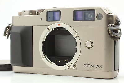 $ CDN367.13 • Buy READ [Near MINT] Contax G1 Green Label 35mm Rangefinder Film Camera From JAPAN