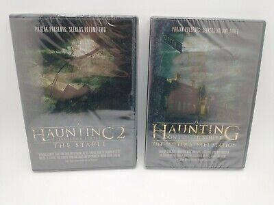 £21.20 • Buy Prozak's A Haunting On Hamilton Street The Stable & Potter Street DVD Lot NEW!