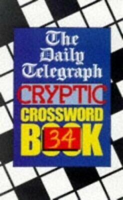 £5.49 • Buy Daily Telegraph Cryptic Crossword Book: No.... By Telegraph Group Limi Paperback