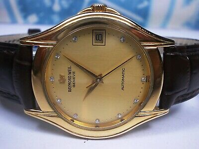 $ CDN0.01 • Buy Raymond Weil Geneve Date Automatic Men's Watch 2820