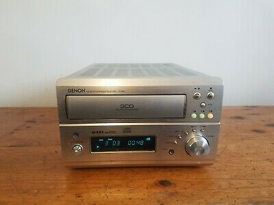 Denon UD-M50 3-disc Changer CD Player Receiver Stereo System With FM + AM Radio • 45£