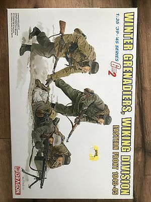 1/35 Dragon Gen 2 Winter Grenadiers Wiking Division  Box Open Bags Sealed • 15£