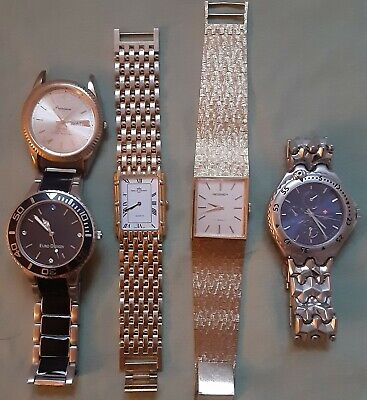 $ CDN10.80 • Buy Lot Of Mens Watches Working&parts