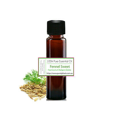 AU9.95 • Buy Sweet Fennel Seed Essential Oil Aromatherapy Oils For Skin Care Diffuser 10ml