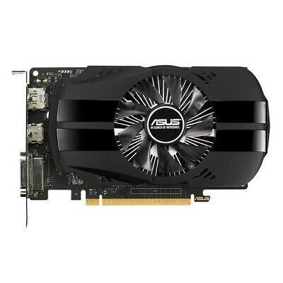 $ CDN364.36 • Buy ASUS NVIDIA GeForce GTX 1050Ti 4GB GDDR5 Graphic Card PH-GTX1050TI-4G