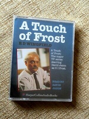 R.d.wingfield - A Touch Of Frost    - (  New) - Audio Book -  ( 2  Cassettes) • 2.50£