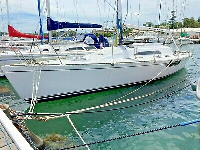 AU5700 • Buy Davidson 37ft Cruiser Racer Family Yacht Add Value! (Newcastle NSW) No Reserve!