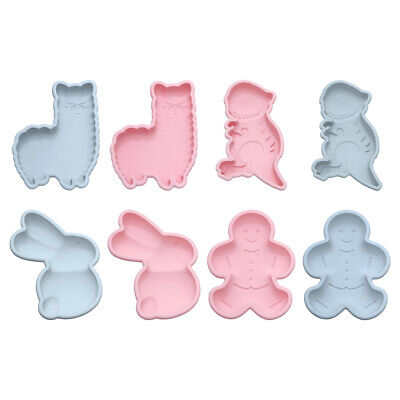 £4.11 • Buy Silicone Molds Cartoon Chocolate Mold For DIY Jelly, Pudding, Chocolate