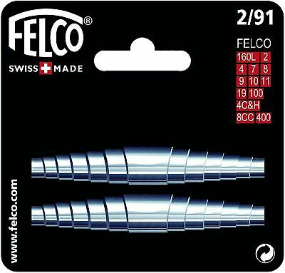 Felco Secateurs Pruner Volute Springs Model 2,4,7,8,9,10 - 2 Pack Genuine Felco • 16.90£