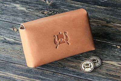$ CDN55.55 • Buy Leather Pouch For The Skellige Gwent Deck
