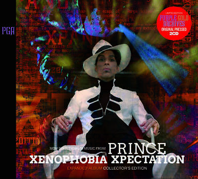 PRINCE / XENOPHOBIA XPECTATION Online Released Album Expanded Edt. [Pressed 2CD] • 31.47£