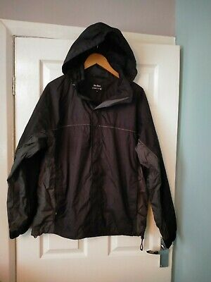 Peter Storm Medium Size Hooded Rain Coat/Jacket • 3.50£