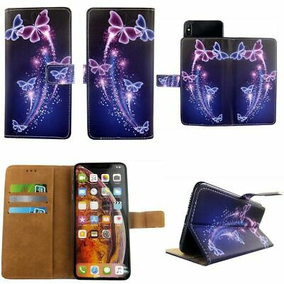 AU14.29 • Buy Premium Leather Mobile Phone Wallet Book Case For Sony Xperia XZ3 - XL