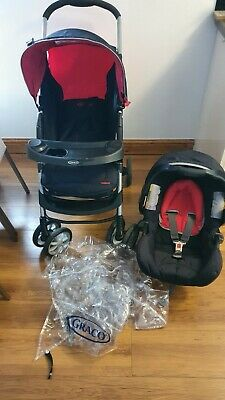 Pushchair Travel System Graco Mirage From Newborn To 4 Years  • 40£