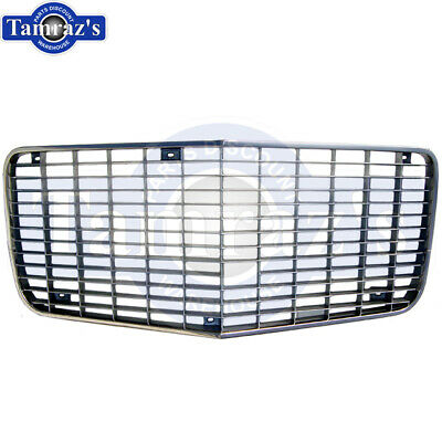 $164.99 • Buy 1970 1971 Camaro Grille Grill Standard With Trim Silver Argent New