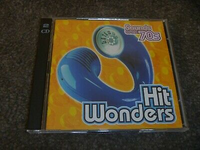 Time Life Sounds Of The 70s Hit Wonders-2 X CD-Al Stewart/ ELP/Curved Air - Rare • 22£