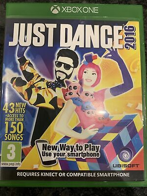 Just Dance Xbox One 2016 Never Used • 8.20£