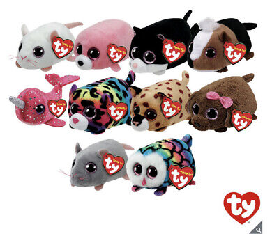 £4.99 • Buy TY BEANIE TEENYS PLUSH SOFT TOY TEDDY MINI TY BRAND NEW WITH TAGS - Choose Yours