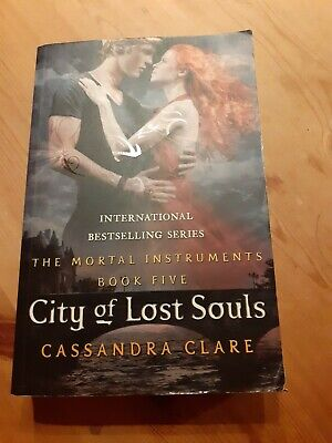 The Mortal Instruments 5: City Of Lost Souls By Cassandra Clare (Paperback, 201… • 1.20£