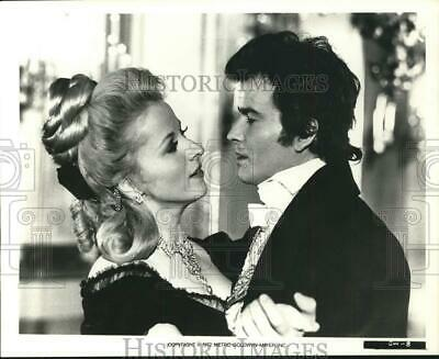 1972 Press Photo Mary Costa And Horst Buchholz In  The Great Waltz.  - Hcq29011 • 10.04£