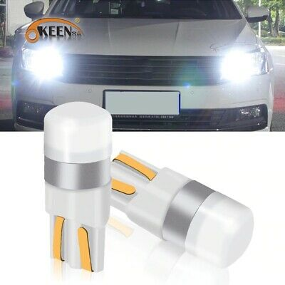 $ CDN1.71 • Buy OKEEN T10 W5W LED Car Clearance Lights Reading 3030 SMD Auto Interior Vehicle