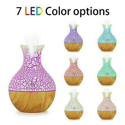 AU17.37 • Buy USB Mini Air Aroma Essential Oil Diffuser LED Aroma Aromatherapy Humidifier